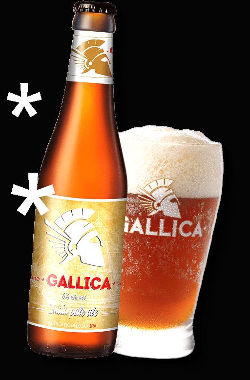 Gallica IPA pivo