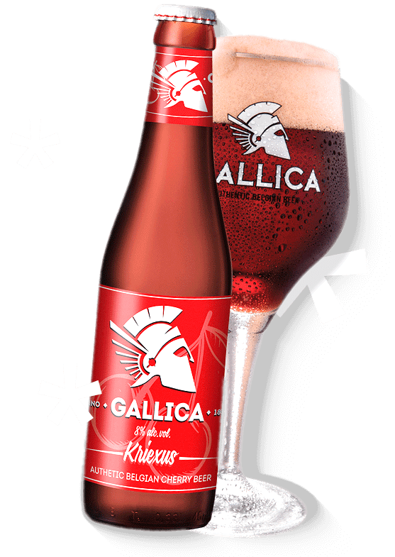 GALLICA-kriexux pivo