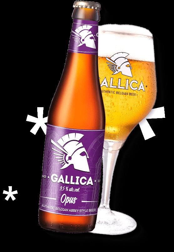Gallica OPUS pivo